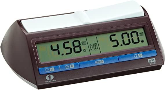 Backgammon Uhr