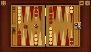 HTML5 Online Backgammon trainieren